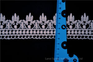 Fashion Water Soluble Lace pictures & photos