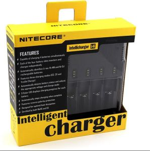 Nitecore I4 Intelligent Charger for All Rechargeable Battery pictures & photos