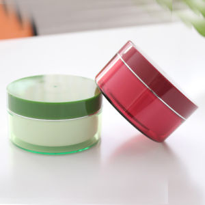 50g Acrylic Cream Jar for Cosmetic Packaging pictures & photos