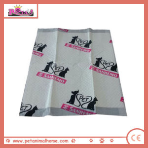 Super Absorbent Disposable Printed Pet Pad for Dogs pictures & photos