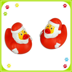 Santa Claus Bath Duck (C056-D)