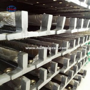 T89/B Cost-Efficient Elevator Guide Rail for Commercial Elevator pictures & photos