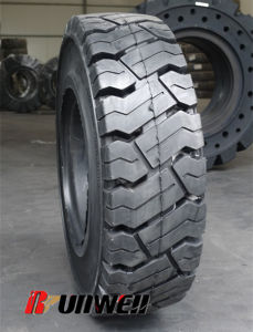 Forklift Solid Tires 21X8-9 23X9-10 27X10-12 pictures & photos