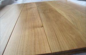 Oiled Matted Teak Wood Flooring