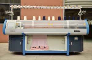 Knitting Machine Double System High Quality