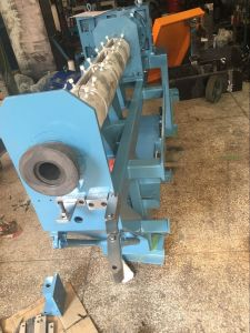 Horizontal Extruder Line for Wire Extrusion Line pictures & photos