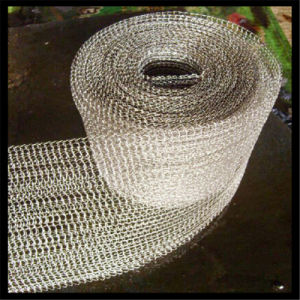 Knitted Gas Liquid Filter Wire Mesh pictures & photos