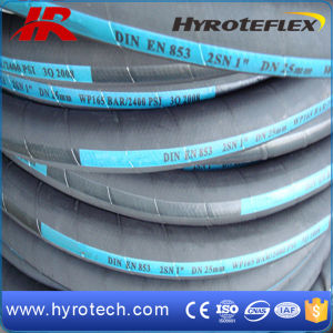 Wire Braid Hydraulic Hose (SAE100R2AT/DIN EN853 2SN) pictures & photos