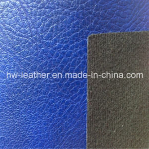 Fashion Embossed Leather for Shoes (HW-964) pictures & photos