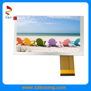 "6.2"" 800 (RGB) X480 TFT LCD Module with High Brightness pictures & photos"