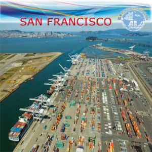 Ocean Delivery LCL to Oakland, San Francisco by Carrier Msc pictures & photos