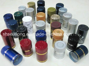 Wine Bottle Cap / Bottle Cover / Plastic Lid (SS4101-6) pictures & photos
