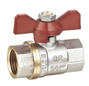 Forged Brass Ball Valve with Lever Valve Handles