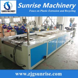 Plastic Machine PVC Profile Making Machine pictures & photos