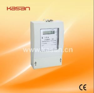 Dts5558 Three Phase Electronic Active Energy Meter pictures & photos