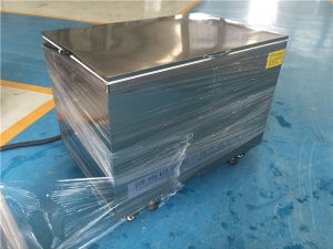 Single Tank Ultrasonic Cleaner for Cylinder Block Bk-3600e pictures & photos