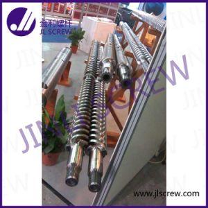 Jwell Parallel Twin Screw Barrel / Screw Cylinder