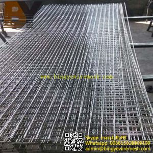 High Quality Stainless Steel Welded Wire Mesh Panel pictures & photos