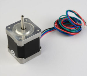 NEMA 17 1.68A 4.8kg. Cm Stepper Motor for 3D Printer pictures & photos