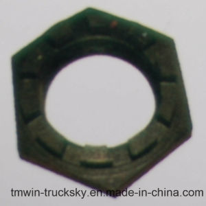 Sinotruck HOWO Spare Parts Steering Knuckle Lock Nut (AZ9100411140) pictures & photos