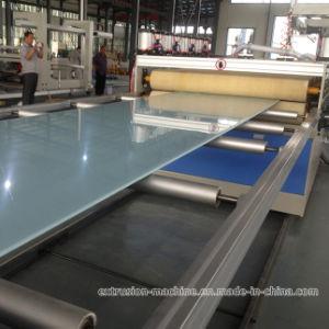 PVC Crust Foam Board Machine pictures & photos