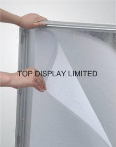 Aluminum a Frame with Header/a Snap Frame a-Board Sign, Snap Frame a-Frame, Folding a Board a Frame pictures & photos