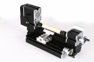 Big Power Eletroplated Mini Metal Wood Turning Lathe (TZ20003MP)