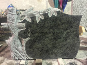 Granite Grave Markers Design Your Own Granite Bronze Memorials Cremation Jewelry Gravestone pictures & photos