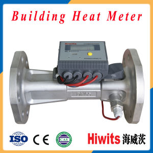 Large Diameter Mbus R485 Infrared Remote Reading Ultrasonic Heat Meter pictures & photos