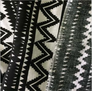 Light Weight Printed Rayon Fabric for Lady Blouse pictures & photos