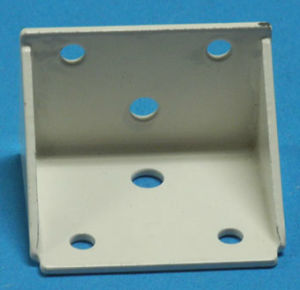Metal Stamping Fixed Part with Powder Coat