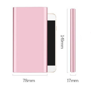 New 20000mAh High Capacity LCD Display Mobile Power Bank pictures & photos