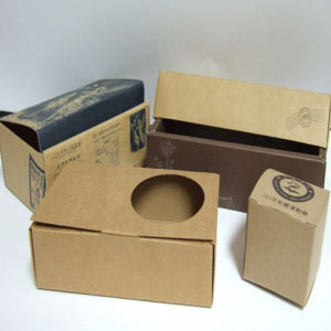 Corrugated Paper Boxes Fk-218 pictures & photos