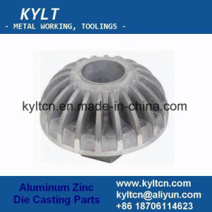 High Precision OEM Custom Aluminum Die Casting LED Lamp Shell pictures & photos