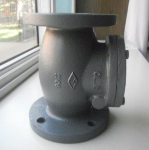 ANSI Cast Iron Swing Check Valve pictures & photos