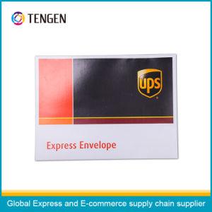 Rigid White Cardboard Mailing Envelope pictures & photos