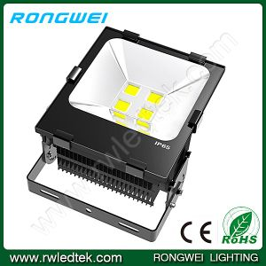 Outdoor High Brightness 200W IP65 COB Epistar LED Floodlight
