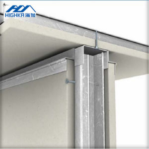 Suspended Houses Installation Fiber Cement Board Ceiling pictures & photos
