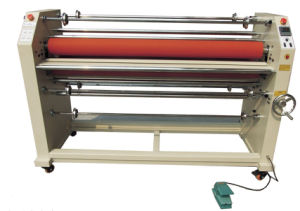 Professional Automatic Hot Cold Roll Laminator (FM1300) pictures & photos