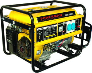 5kw Hot Sale Europe Style Gasoline Generator pictures & photos