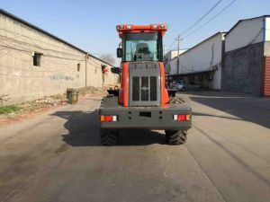 Hzm Loader for Sale Woodworking Machinery Loader for Sale pictures & photos