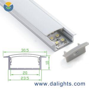 LED Aluminum Profile Dal3110 pictures & photos