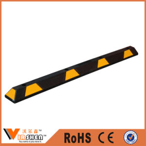 Promotional Durable Using Various Rubber Wheel Chocks / Stopper pictures & photos