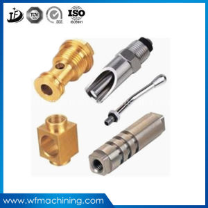 OEM CNC Lathe Precision Machining Part of Stainless Steel/Cooper pictures & photos