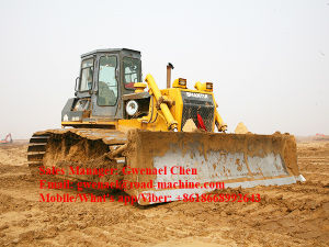Shantui Bulldozer SD32, 320HP Crawler Bulldozer pictures & photos