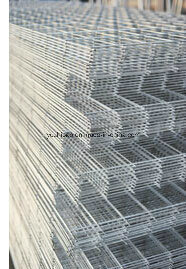 Best Quality Weld Mesh Panel, Galvanized Wire Mesh Panel pictures & photos