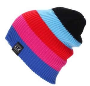 Custom Fashion Colorful Strip Cap, Knitted Cap, Jacquard Cap, Printed Cap, Winter Warm Cap, Embroidery Cap in Various Size, Material and Design pictures & photos