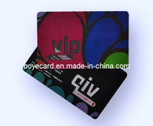 Top Grade Membership VIP Smart Card with RFID Tk4100 Chip pictures & photos