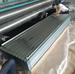 0.12-0.8mm Sgch Corrugated Galvanized Steel Roofing Sheet and Steel Plate pictures & photos