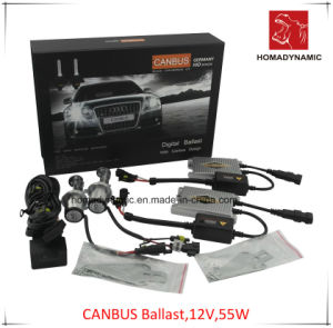 12V 55W Canbus Ballast HID Xenon Kit with 2 Years Warranty, Quality HID Kit White 1090-2 pictures & photos
